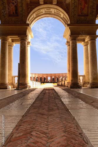 Valokuva Mantova palazzo Te