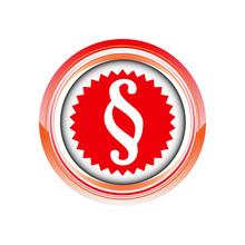 Ponctuation Livre Mot Logo Picto Web Icône Design Symbole