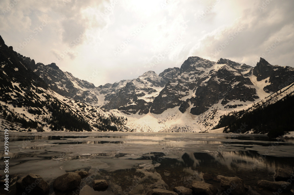 Fototapety, obrazy: Góry