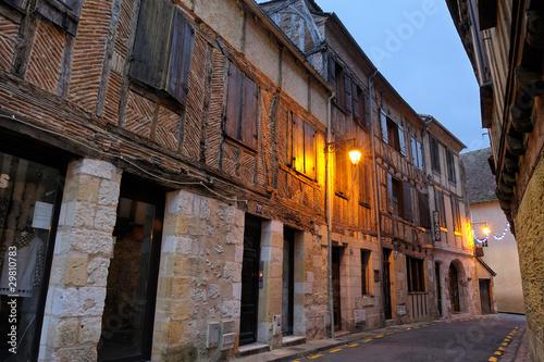 ruelle du vieux Bergerac