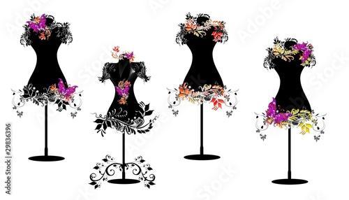 Foto op Plexiglas Art Studio Mannequin