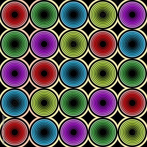 Retro Muster - 29849637