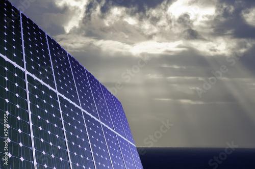 Obraz Panel solar - fototapety do salonu