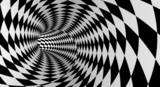 Fototapeta Perspektywa 3d - abstrakte form