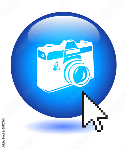 PHOTOS Button (camera web view pictures gallery photography