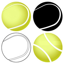 Tennis Ball Set