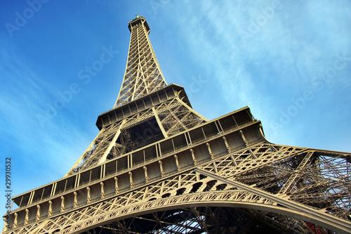 Deurstickers Eiffeltoren Eiffelturm