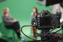 Digital SLR Camera With Video ...