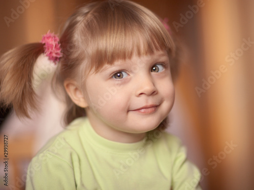 Photo Little girl