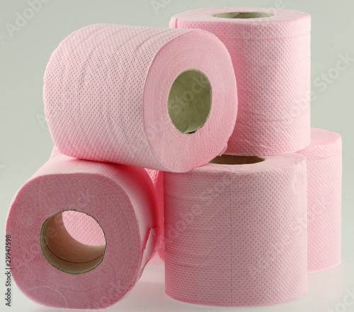 Rouleaux De Papier Toilette Rose Kaufen Sie Dieses Foto Und Finden