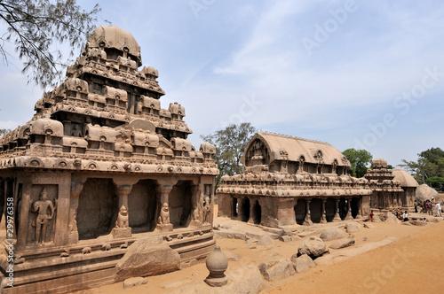 Fotografie, Obraz  Mahabalipuram