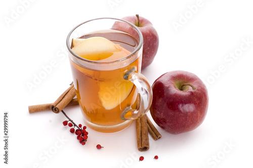 Valokuvatapetti apple cider