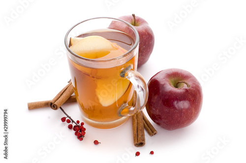 Photo apple cider