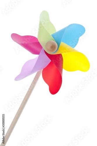 Fotografia, Obraz  Colorful Pinwheel
