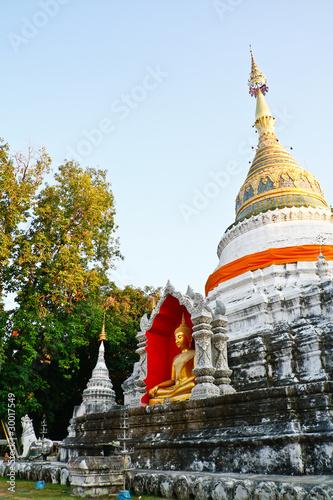 Foto op Canvas The big pagoda