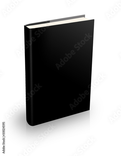 Fotografie, Tablou  Black Book