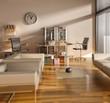 Modern Office Lounge (FOCUS)