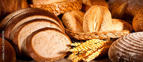 Tuinposter Brood bread
