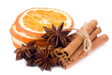 Orange, Anise And Cinnamon