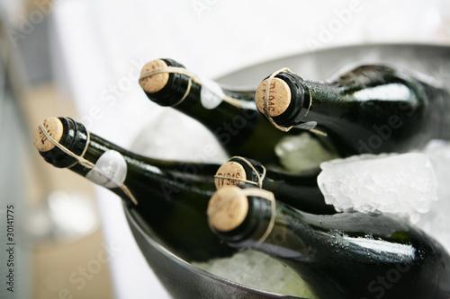 Zdjęcie XXL wino musujące, szampan