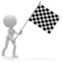 WM Flag Race