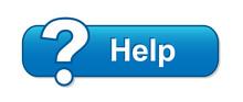 """HELP"" Web Button (information Support Customer Service Hotline)"