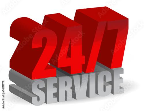 Fényképezés  24/7 service