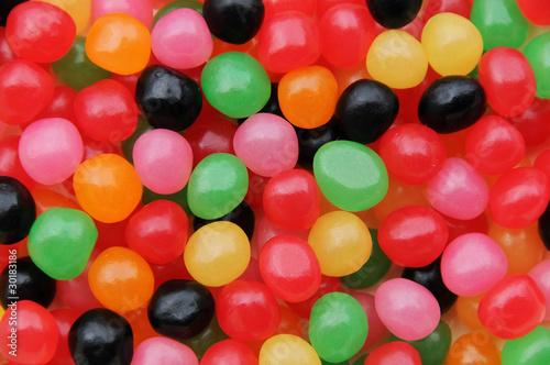 Foto op Plexiglas Snoepjes bonbons dragibus