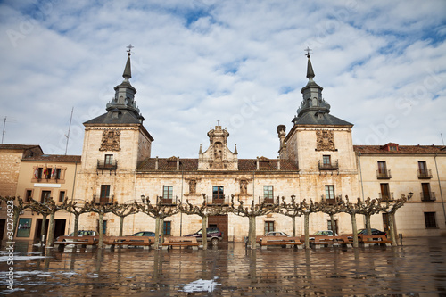 Old Hospital of Burgo de Osma, Soria, Spain