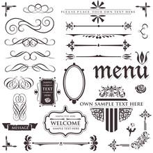 Design Elements & Page Decorat...