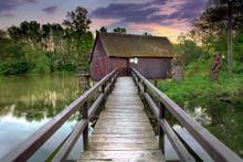 Watermill - Tomasikovo