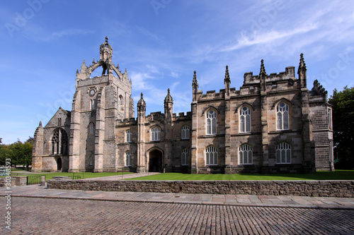 Photo Aberdeen University King's College Building