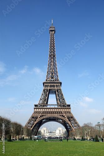 Poster Tour Eiffel Eiffel Tower, Paris