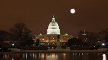 United States Capitol Building...