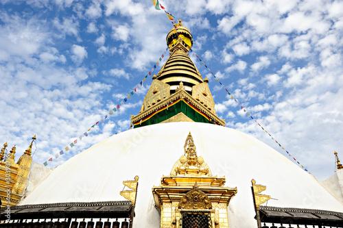 Staande foto Nepal Pagoda in Nepal