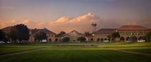 Stanford At Sunrise