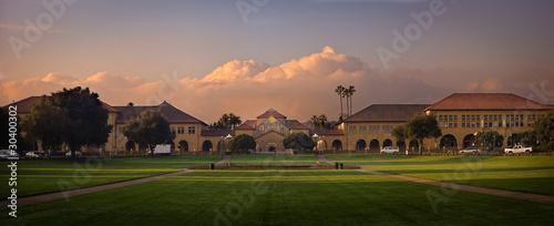 Photo Stanford at sunrise