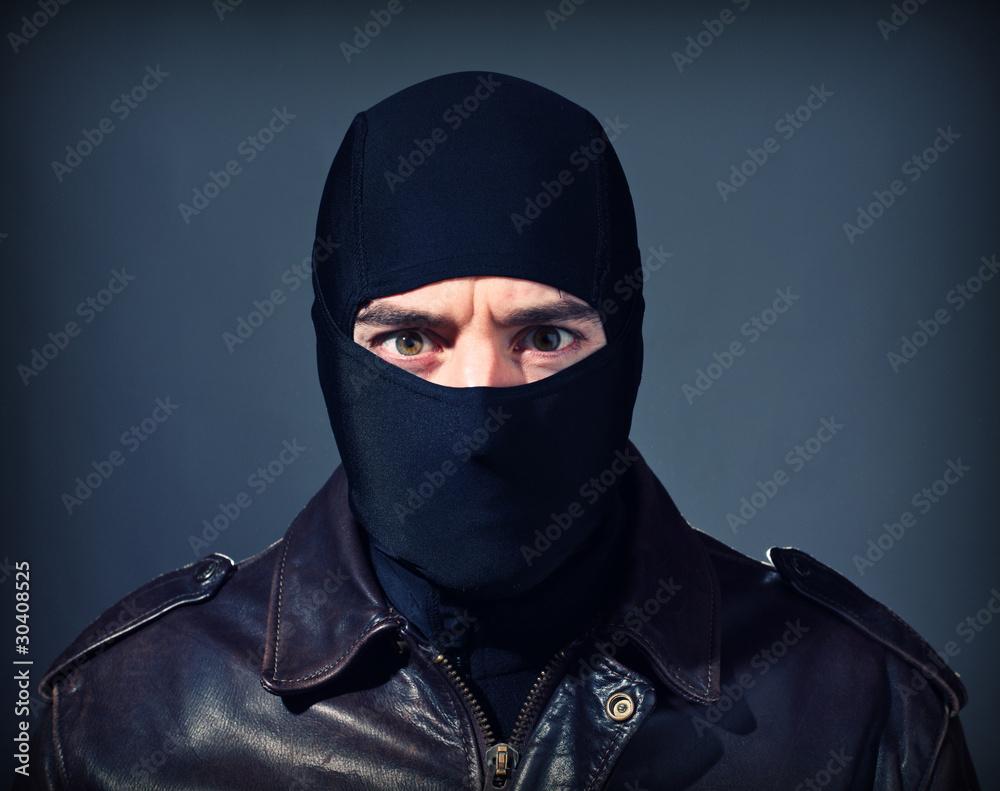 Fototapeta criminal portrait