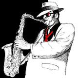 saksofonista - 30408728
