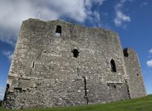 Dundonald Scottish Castle