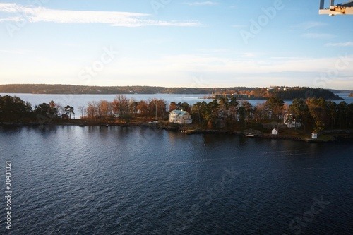 Photo  Nordic fjord
