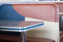 Diner Restaurant Booth