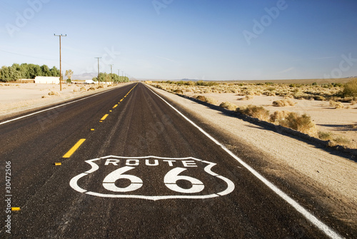 La pose en embrasure Route 66 Route 66