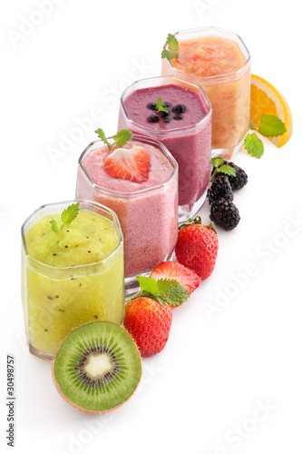 smoothie Wallpaper Mural