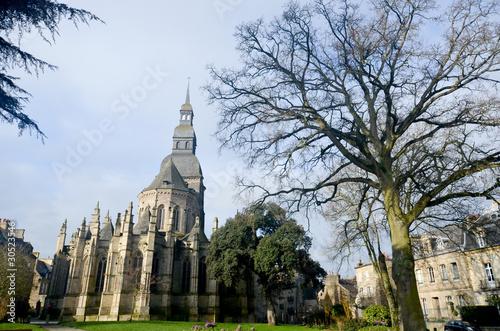 Eglise de Dinan Canvas-taulu