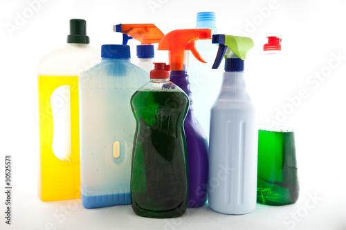Fotografie, Obraz  productos de Limpieza