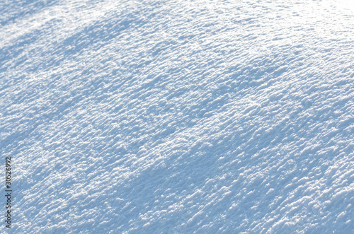 Obraz na plátně 雪原