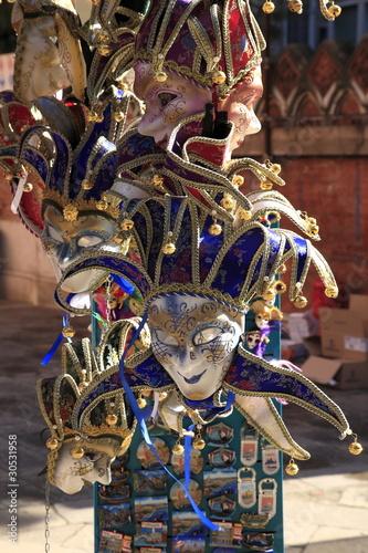 Fototapety, obrazy: carnevale venezia 2011