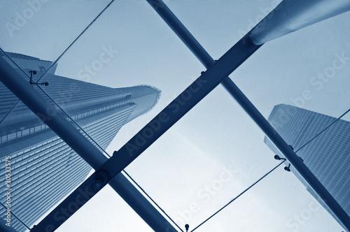 Fotografía Architecture moderne à Shanghai - Chine