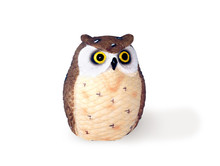 Owl Little Figure